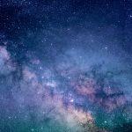 星が奇麗な夜空