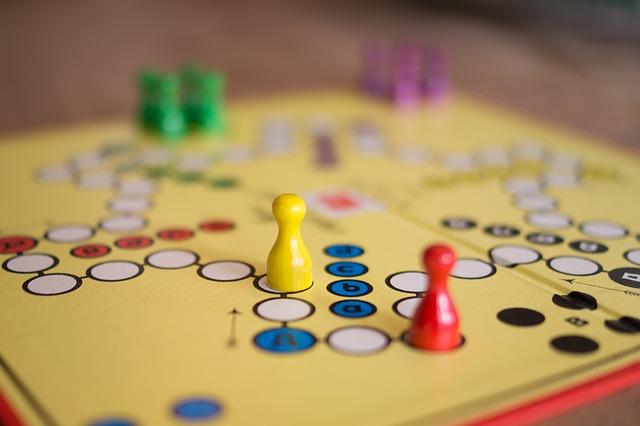 戦略性のあるボードゲーム