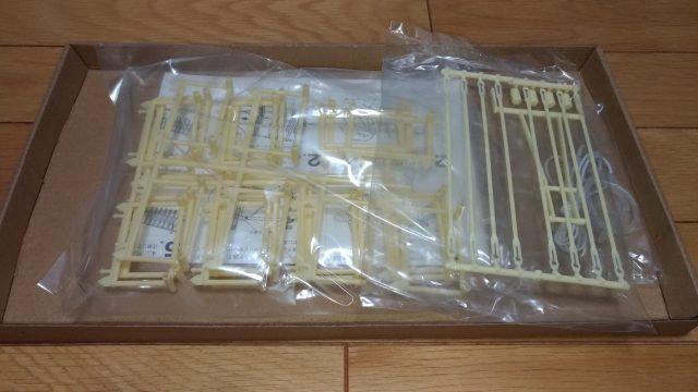 ウミナミ制作キットの箱を開ける