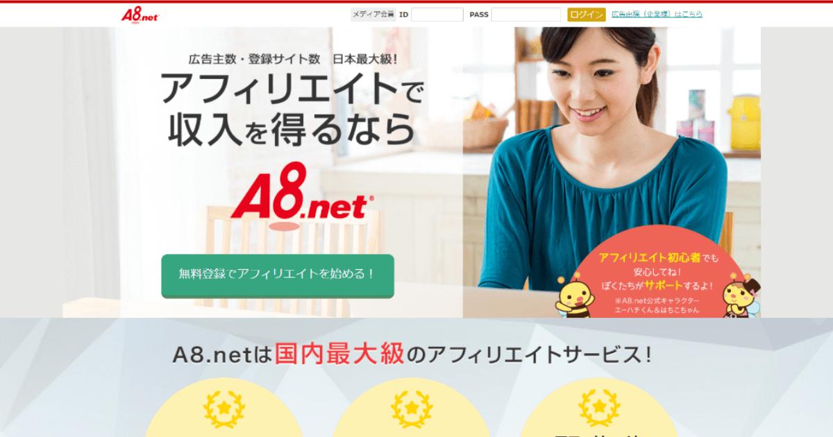 A8.netのセルフバックのやり方