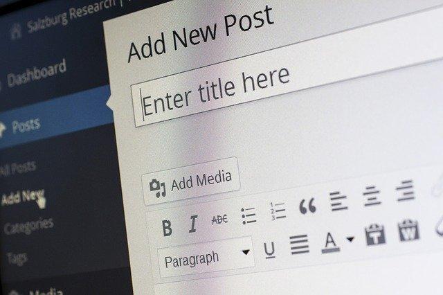 PVと記事数の目安